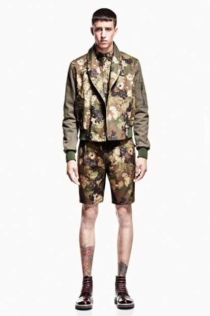 McQ by Alexander McQueen 2013 Spring/Summer Lookbook