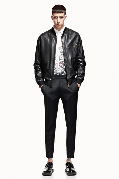 mcq by alexander mcqueen 2013 spring summer lookbook