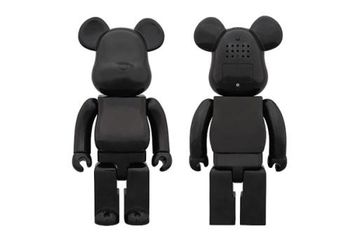 Medicom Toy 400% Ver BLACK Aroma Diffuser Bearbrick