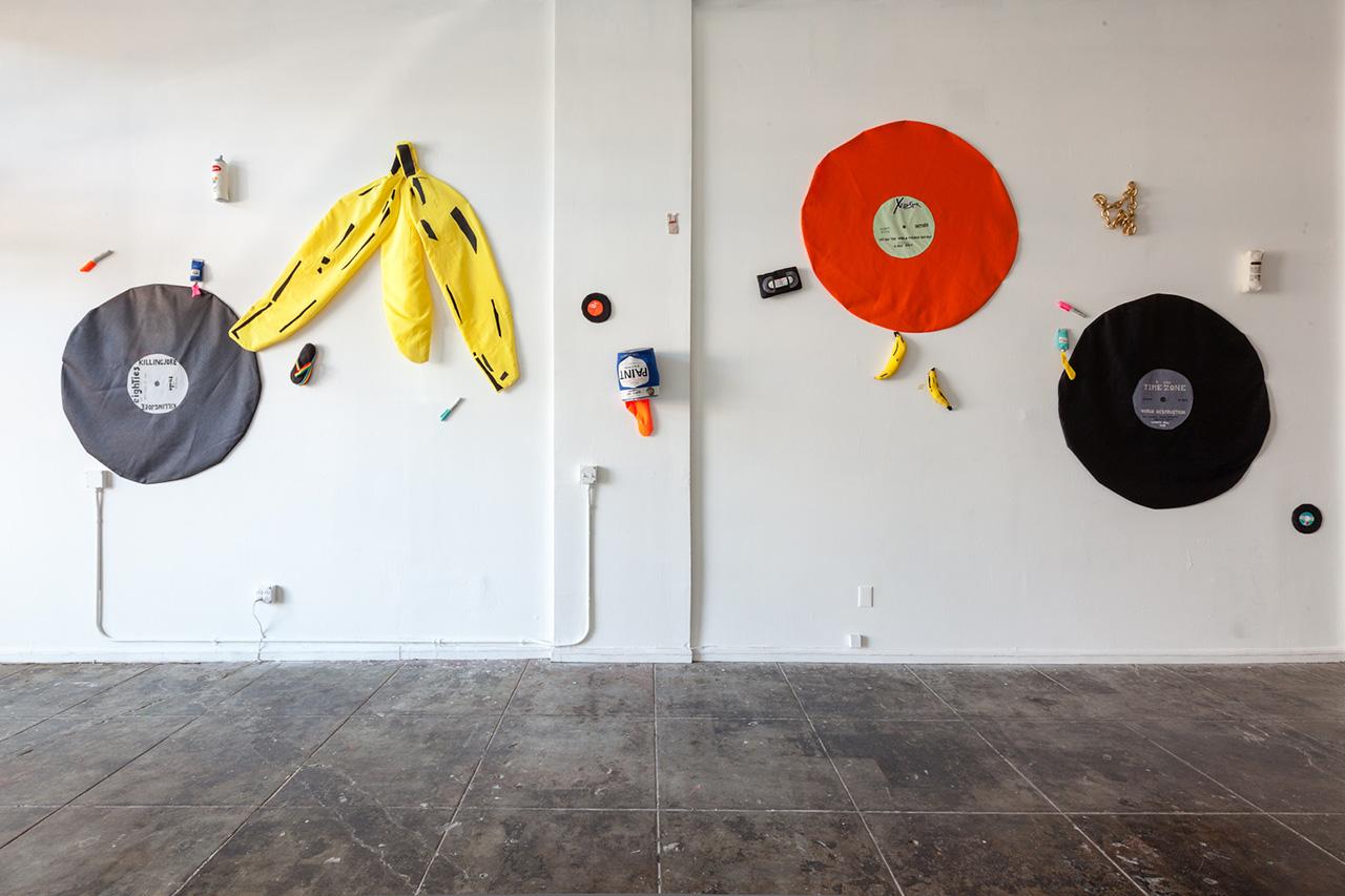 "Megan Whitmarsh ""Here Comes Purple"" Exhibition @ New Image Art Gallery Recap"