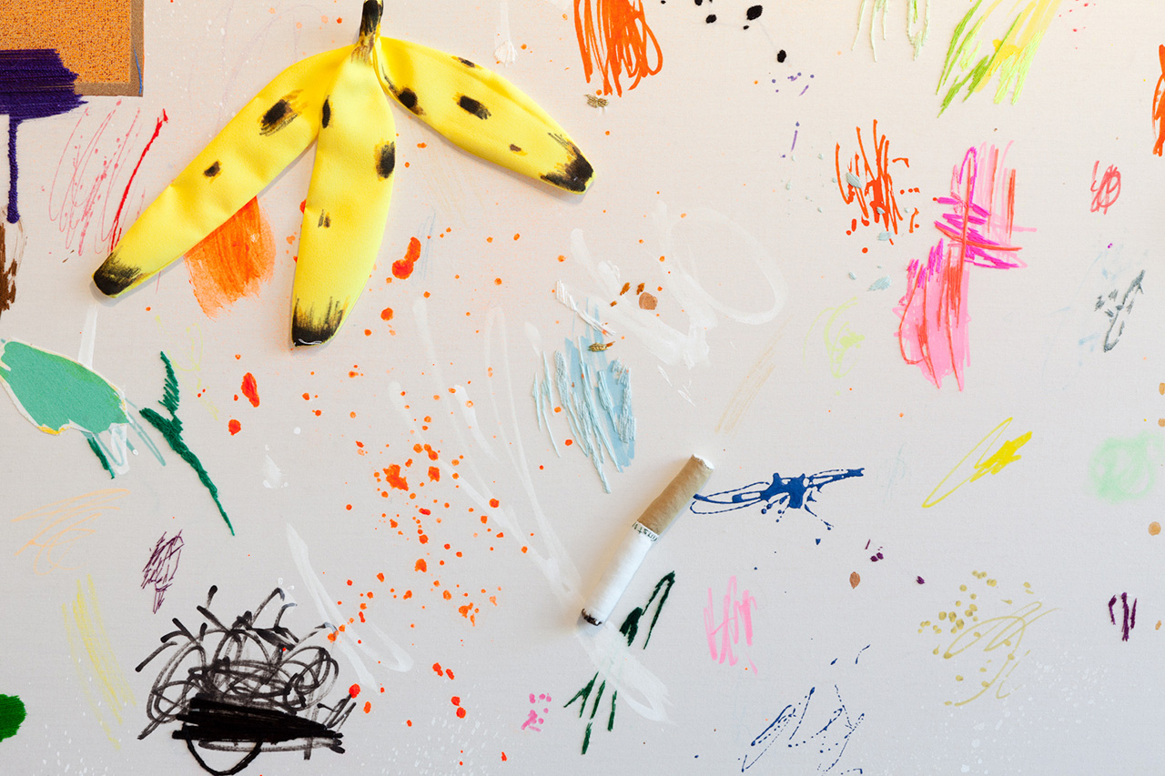 "Megan Whitmarsh ""Here Comes Purple"" Exhibition @ New Image Art Gallery Recap"