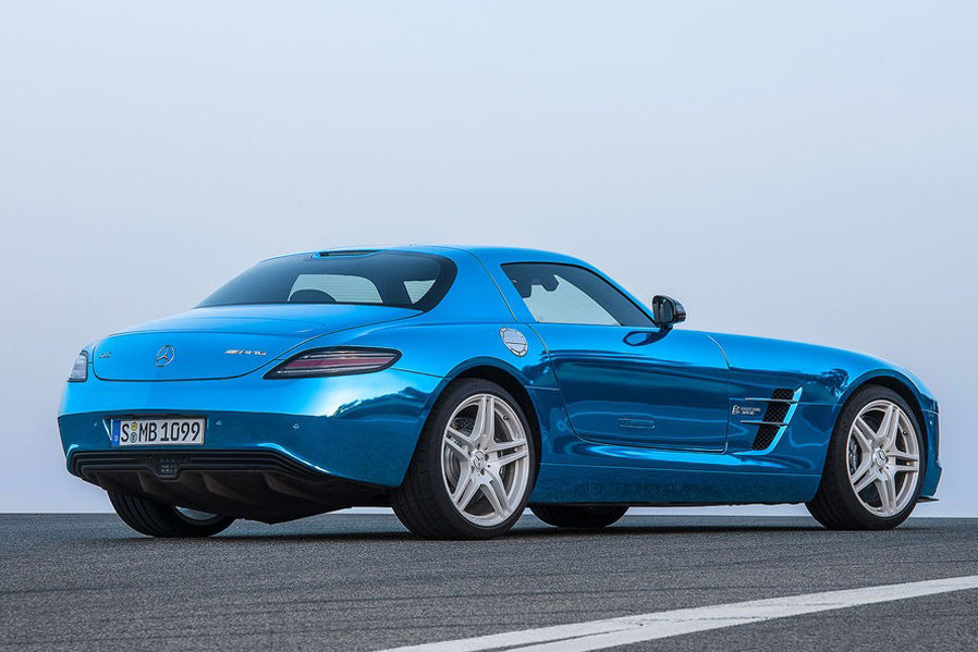 mercedes benzs new neck breaking sls amg coupe will cost over half a million
