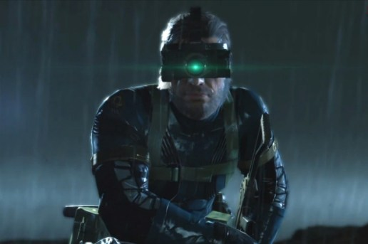 Metal Gear Solid -- Ground Zeroes