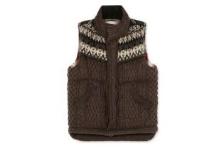 MIHARAYASUHIRO Knit Down Vest