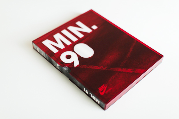 Min. 91 Book for Nike