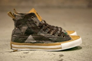 Missoni x Converse 2012 Fall Chuck Taylor All Star Hi Preview