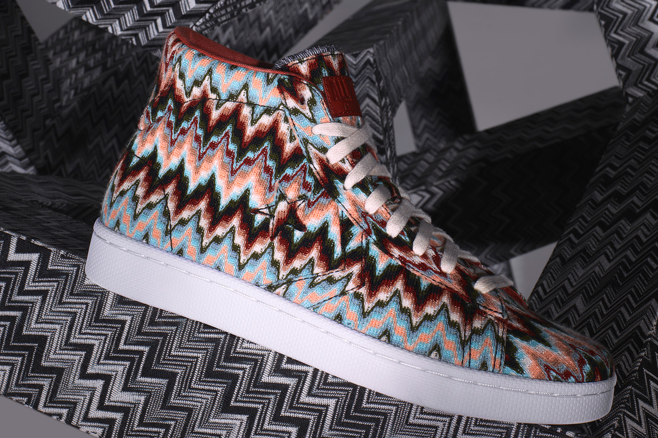 "Missoni x Converse 2012 Fall/Winter ""Archive Project"""
