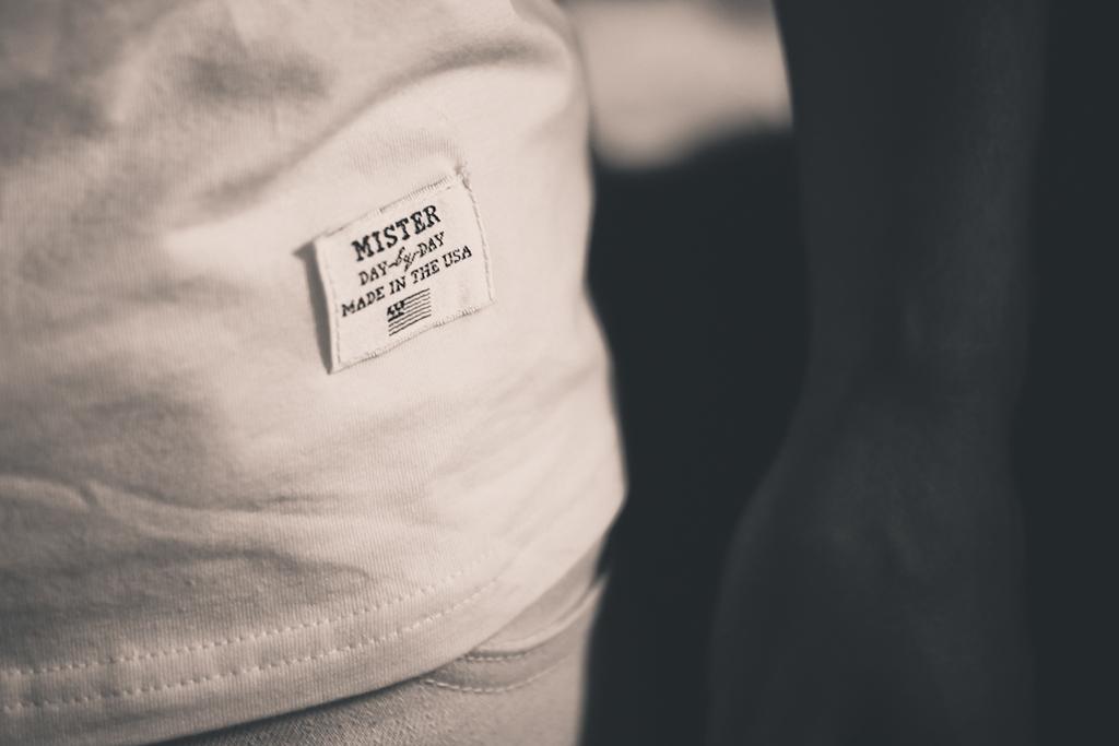 Mister 2012 Fall/Winter T-Shirt Lookbook