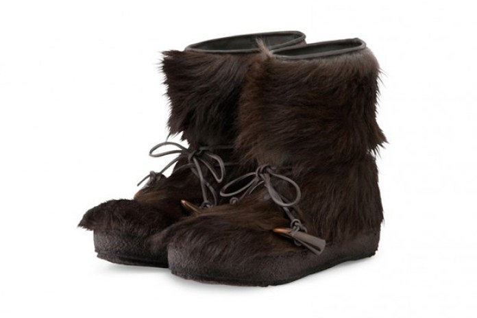Moncler Kills Chewbacca, Turns His Feet Into Designer Boots
