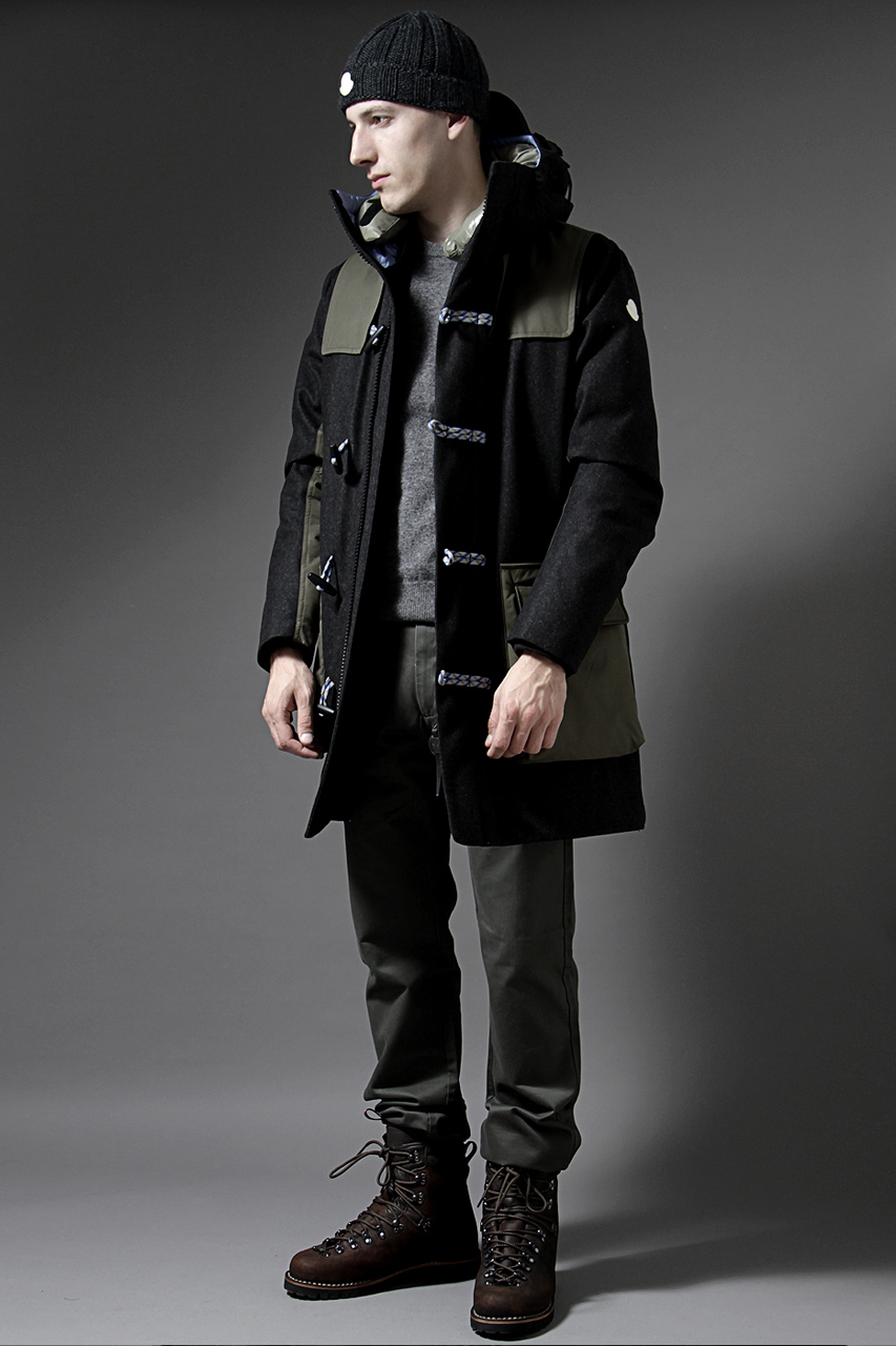 Moncler 'R' 2012 Fall/Winter Collection