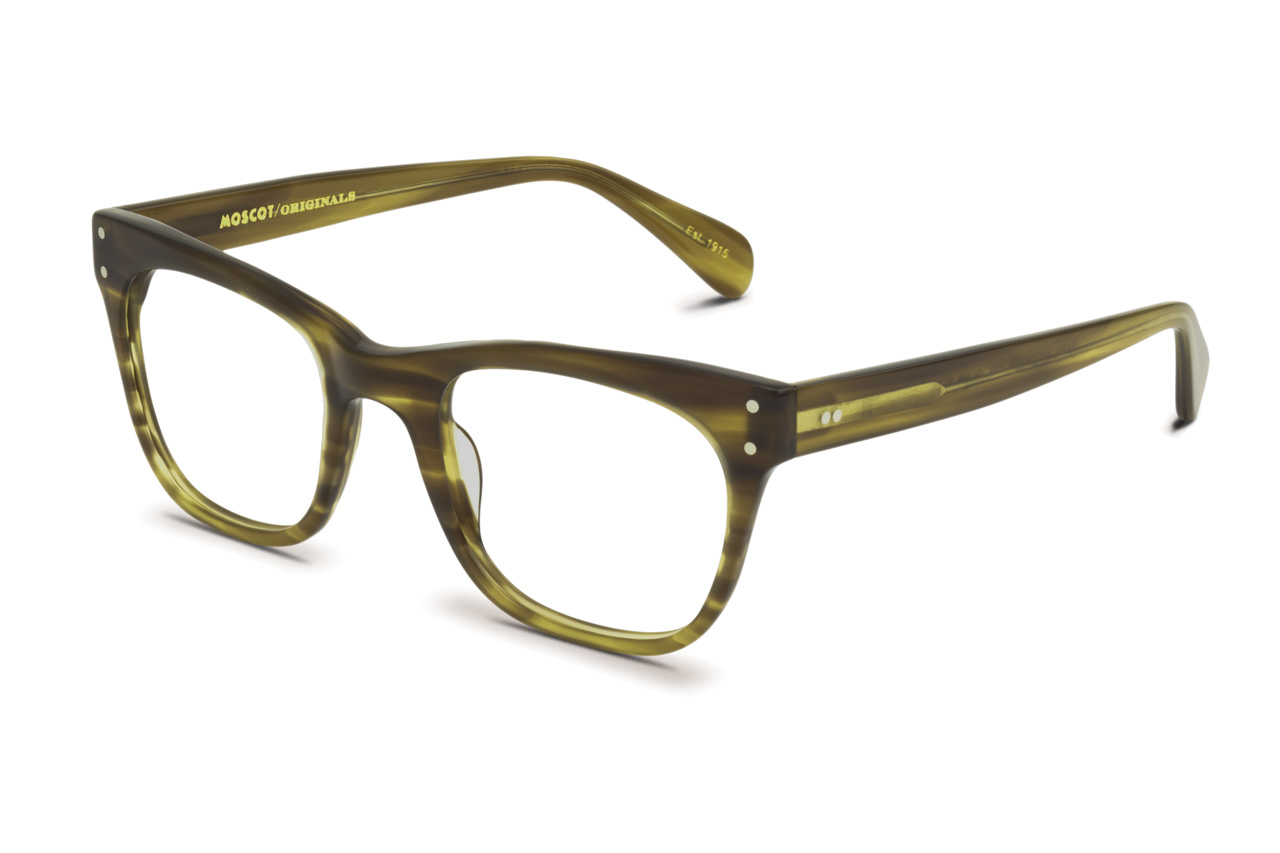 "Moscot 2012 ""LIVING HISTORY"" Collection"