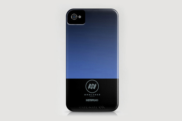 MSTRPLN Minimalist Sneaker Prints and iPhone Cases