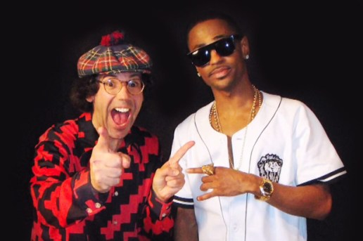 i am OTHER: Nardwuar vs. Big Sean