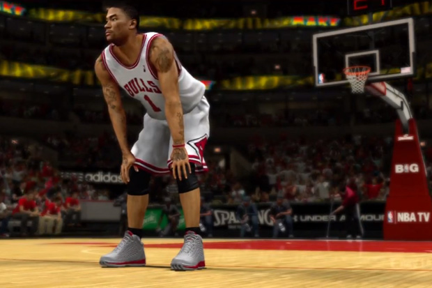 NBA 2K13 Pushes the Boundaries of Video Game Sneaker Customization