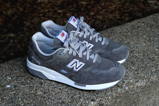 New Balance 2012 Fall CM1600 Grey
