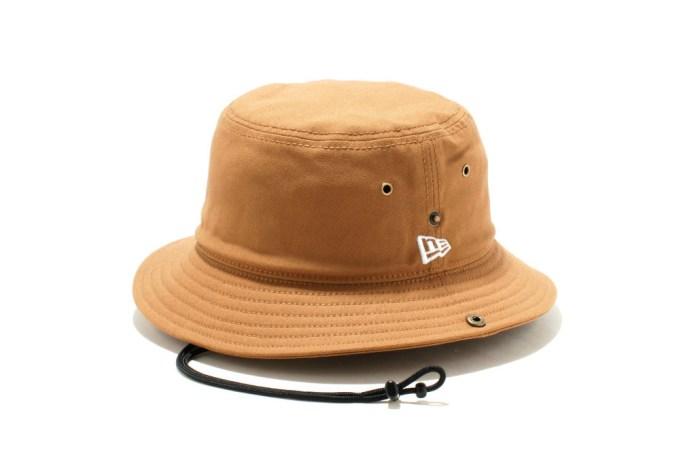 New Era Japan 2012 Fall/Winter Bucket Hats