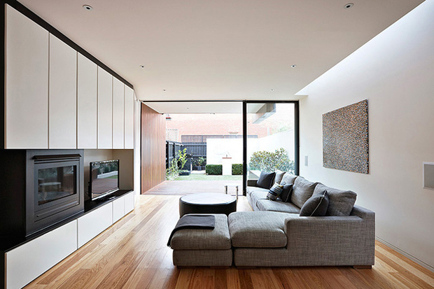 Nicholson Residence by MGA+D
