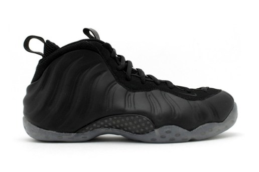 Nike Air Foamposite One LE Black/Medium Grey