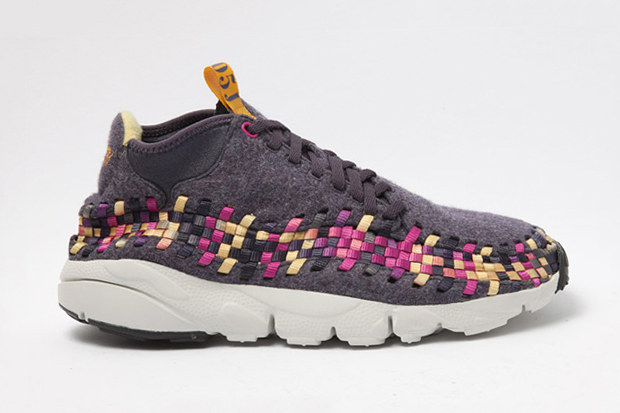 Nike Air Footscape Woven Chukka Wool