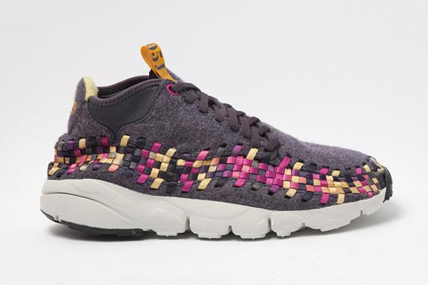 Nike Air Footscape Woven Chukka Wool