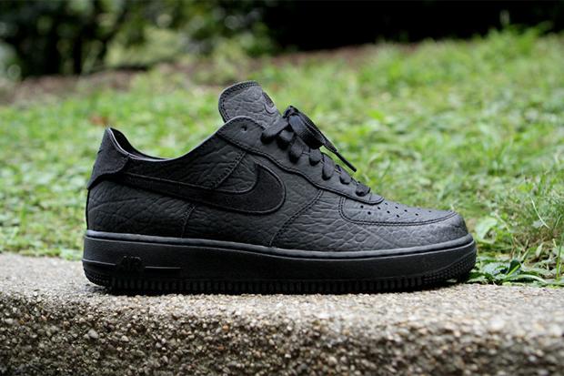Nike Air Force 1 Deconstruct Black/Black