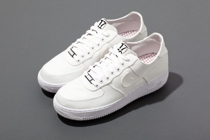 Nike and Dover Street Market Reinvent the Air Force 1 with Ventile