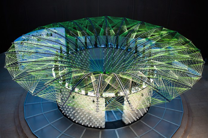 Nike Flyknit Collective Beijing Feather Pavilion - An Interview with Designer Arthur Huang