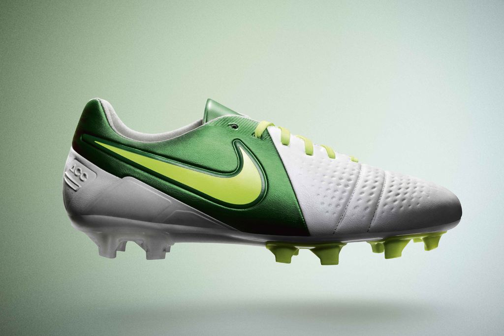 Nike Incorporates All Conditions Control Technology Into its Soccer Cleats