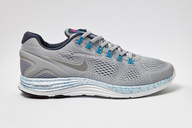 "Nike Lunarglide+ 4 ""Wolf Grey"""