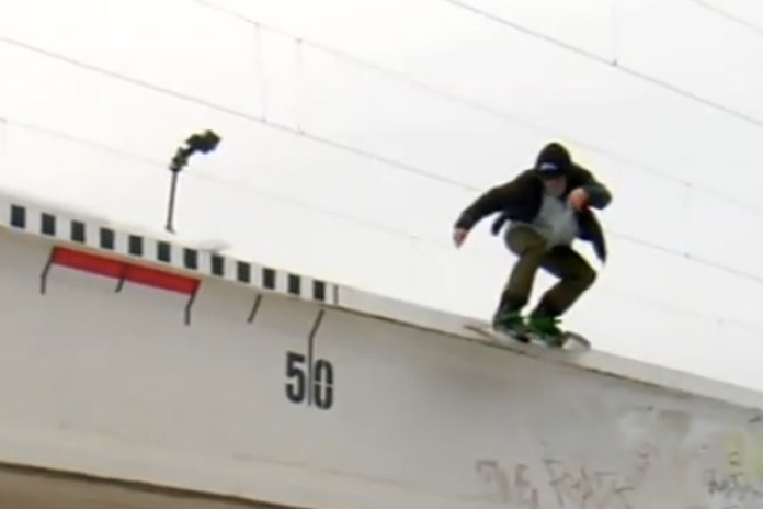"""Nike Snowboarding and Salomon present """"Jed Anderson: In Full"""" Video"""
