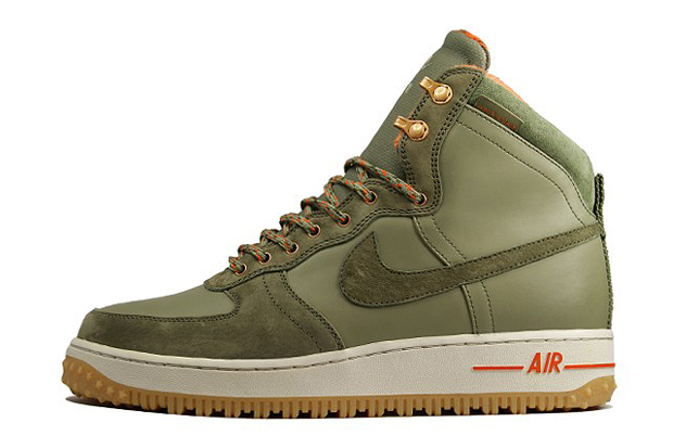 Nike Sportswear Air Force 1 Hi DCN Military