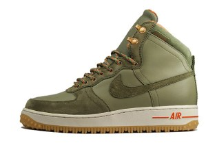 Nike Sportswear Air Force 1 Hi DCN Military