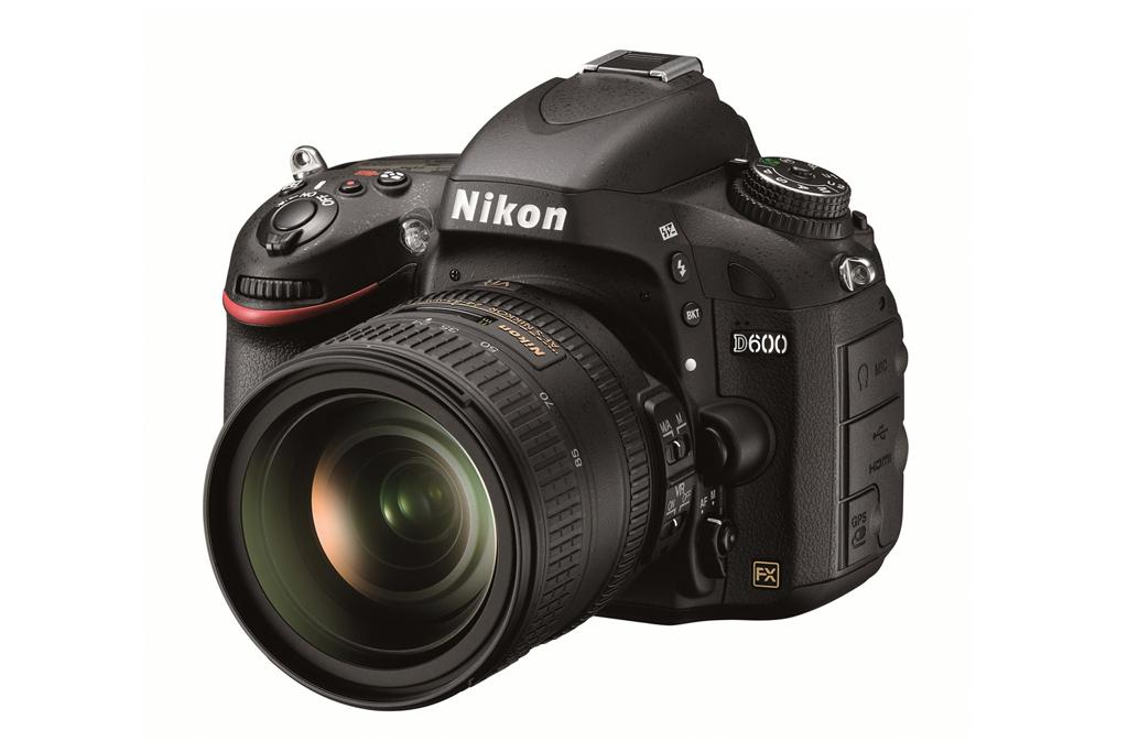 nikon releases the new 2099 full frame d600