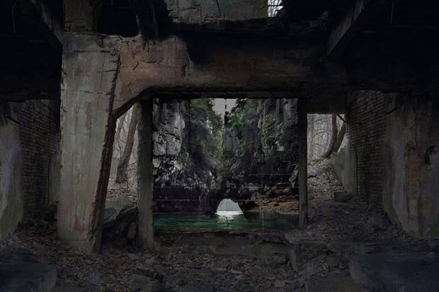 """Noémie Goudal """"Haven Her Body Was"""" Exhibition @ Edel Assanti"""