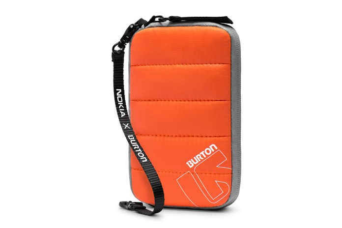 Nokia x Burton 2012 Fall/Winter Insulator Case