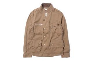 nonnative Cotton Chino Rider Jacket