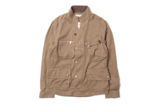 nonnative Cotton Chino Rider Jacket