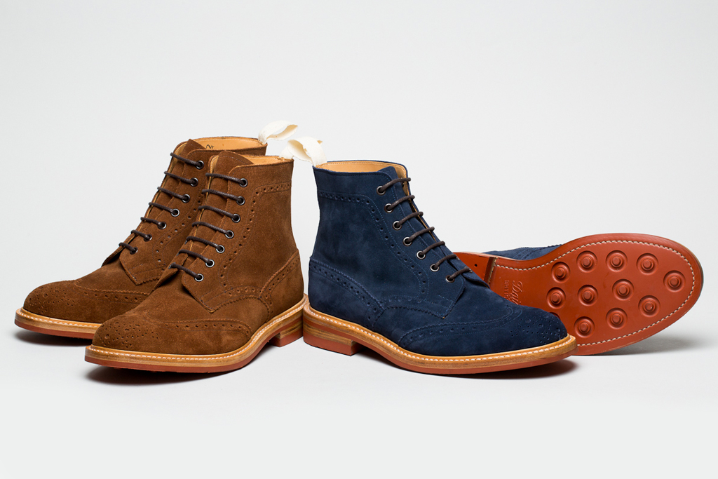 norse projects x trickers 6 pack collection