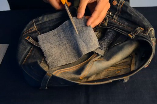 Nudie Jeans Repair Kit - A Quick Guide for Repairing Your Own Denim