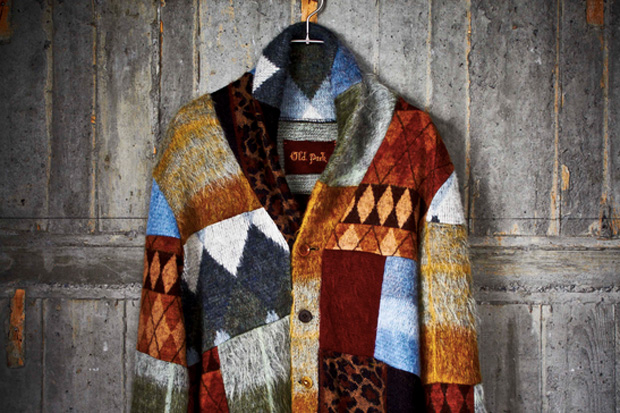 Old Park 2012 Fall/Winter Collection Releases