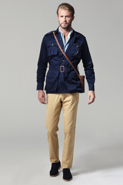 ovadia sons 2013 spring summer lookbook