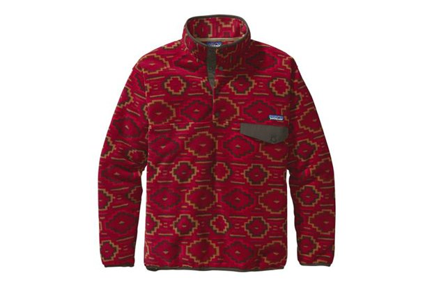 Patagonia 2012 Fall Fleece Outerwear