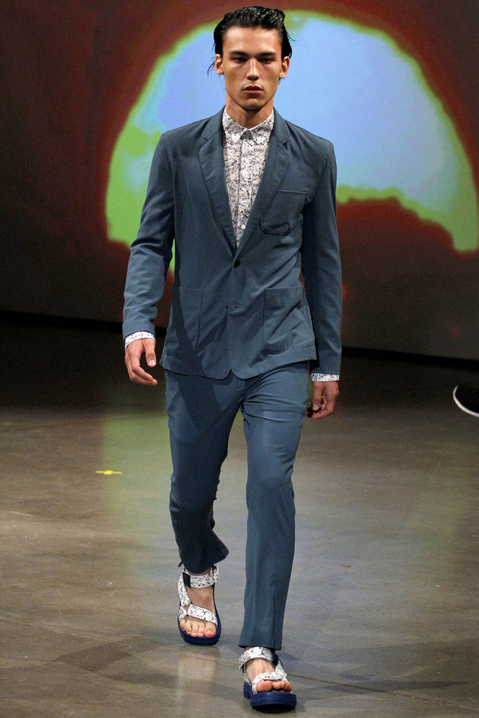 Patrik Ervell 2013 Spring/Summer Collection