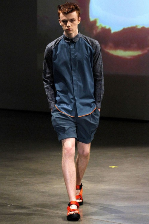 Patrik Ervell 2013 Spring/Summer Collection