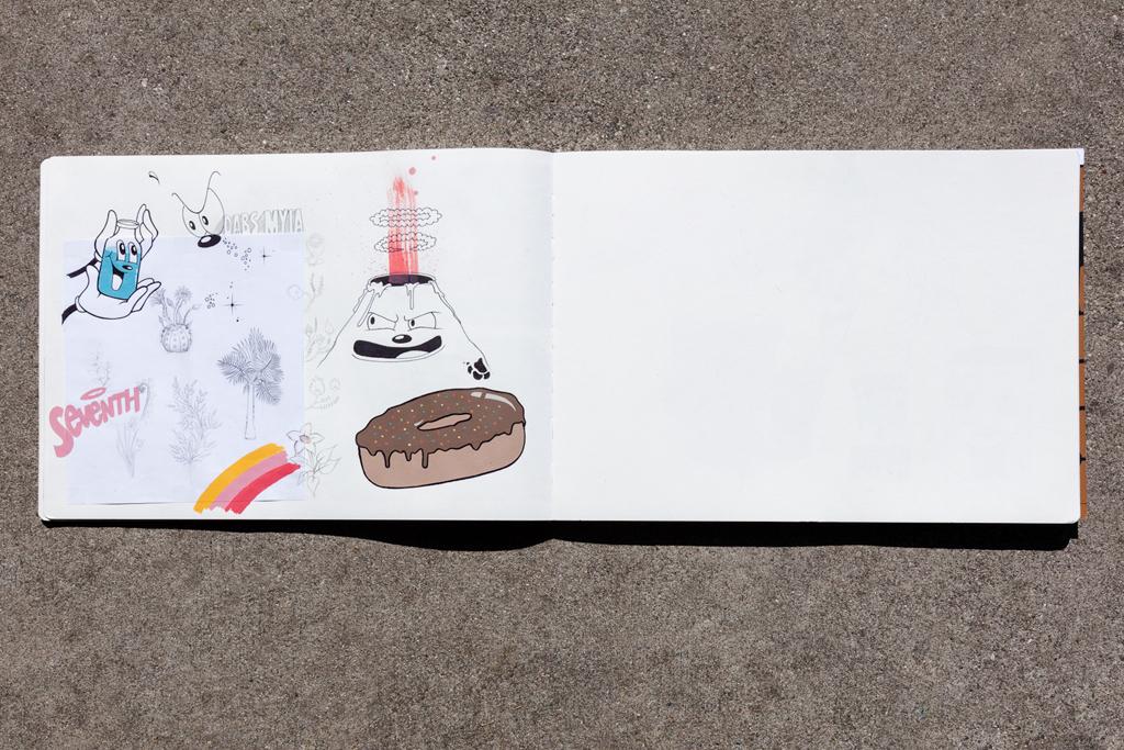 Pen & Paper: Dabs Myla