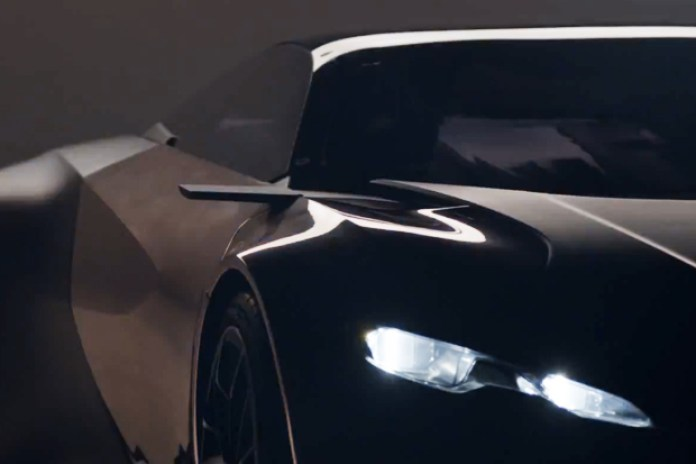 Peugeot's Onyx Concept Supercar Makes Its Video Debut