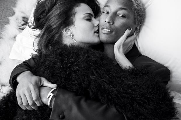 Pharrell Williams Talks Women and Pink Liquor
