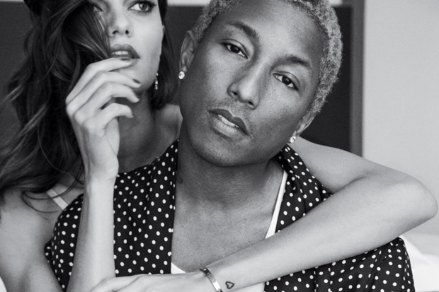 Pharrell Williams Talks Women and Pink Liquor