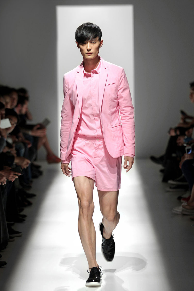 Pierre Balmain 2013 Spring/Summer Collection