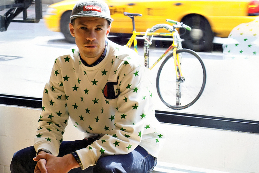 POPEYE: Supreme 2012 Fall/Winter Collection Editorial